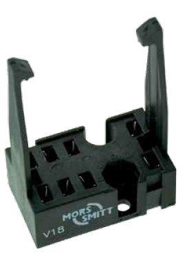 Flush & PCB mounting sockets