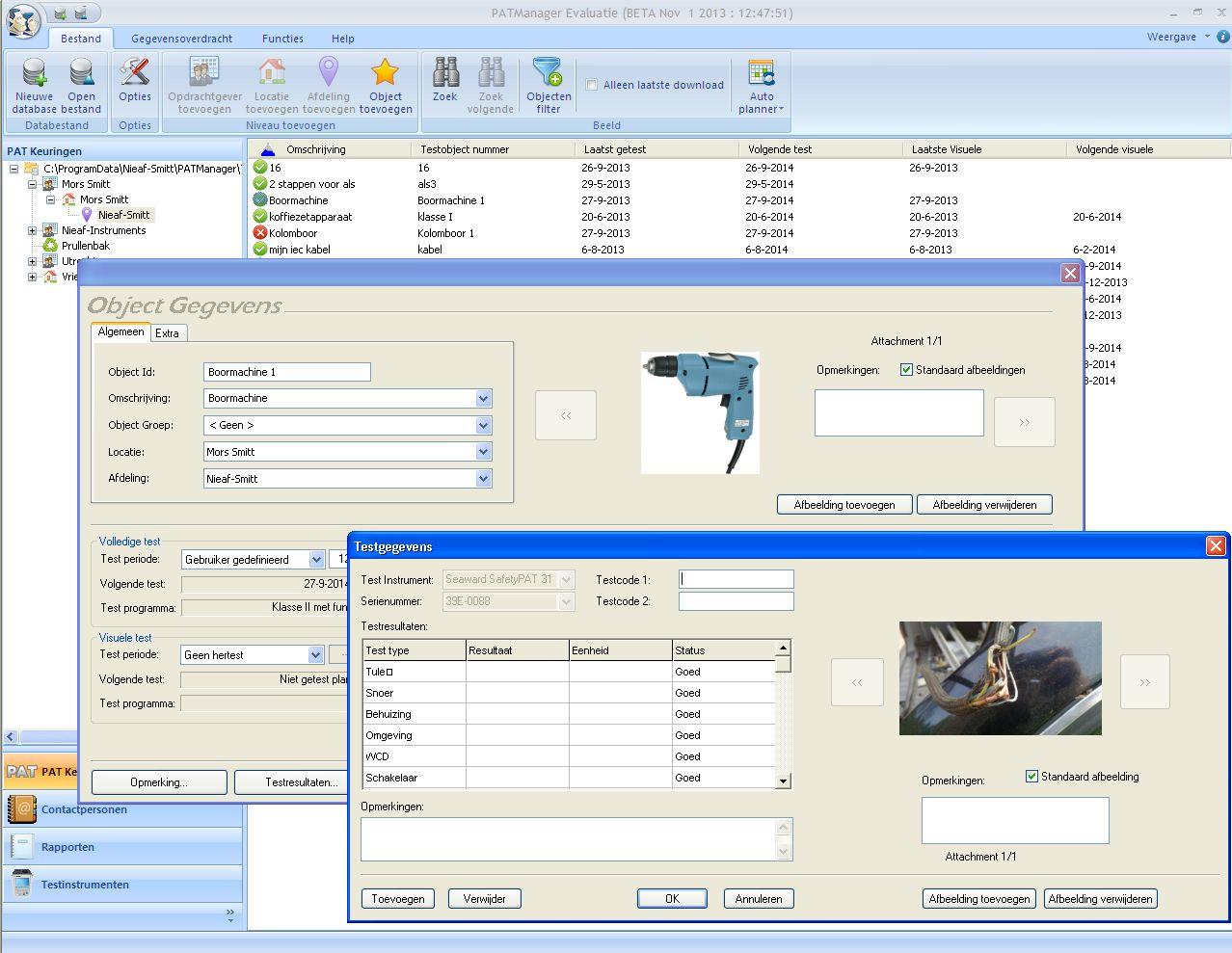 Beste Patmanager v4 software FD-91